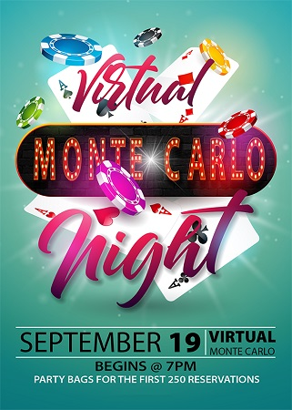 Virtual Monte Carlo Night